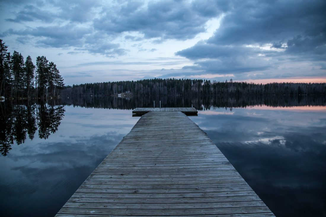 nad jezioro